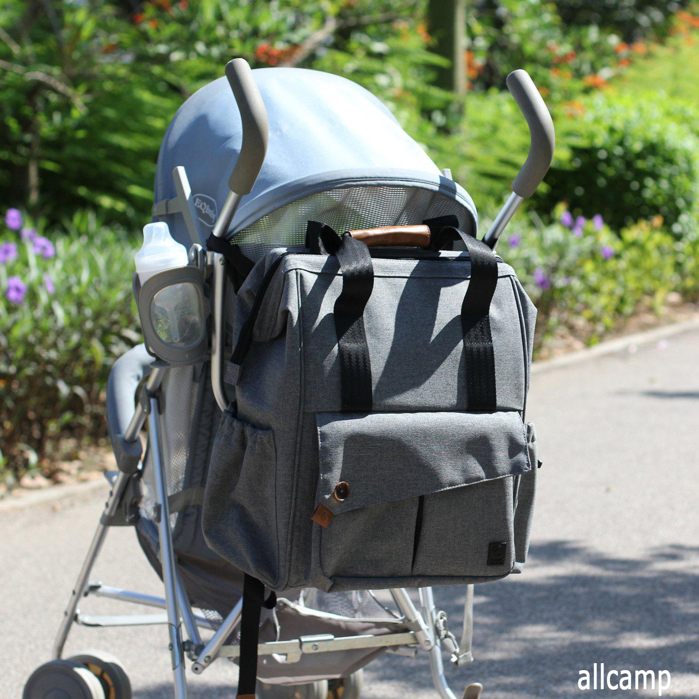 bolso maternidad bebes cochecito
