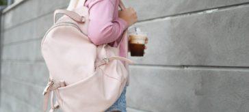 bolsos mochilas para mujer