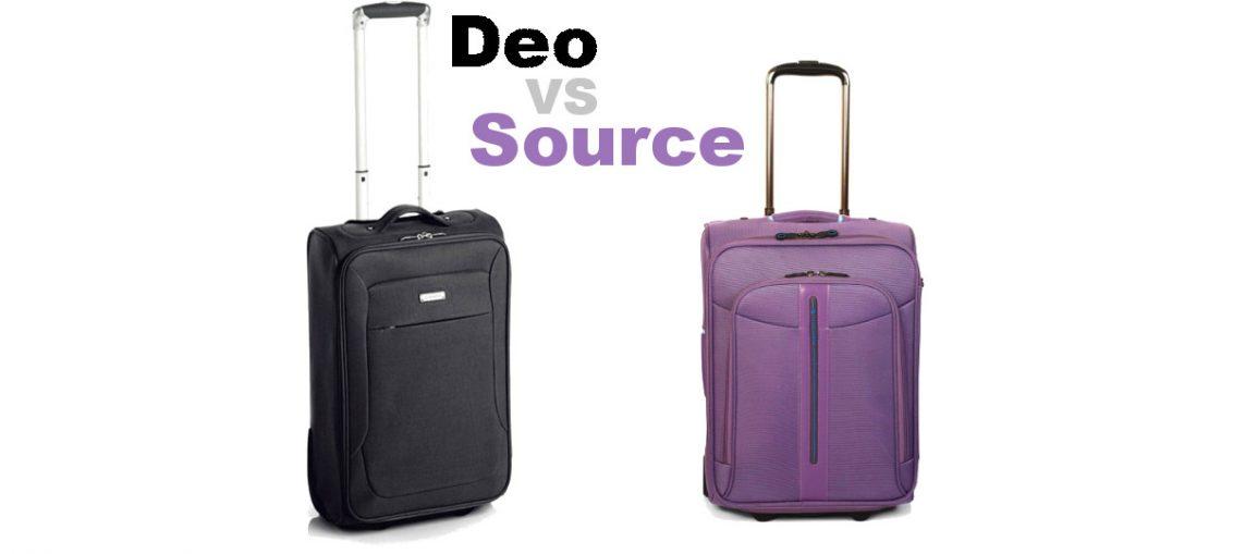 Comparativa maletas de cabina baratas